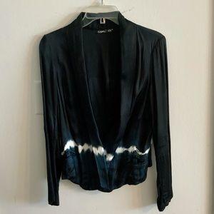 Silk Gypsy Short Blazer/Jacket size XS